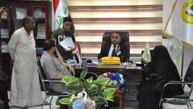 Photo of مديرية شهداء كربلاء توزع المنحة العقارية على ذوي الشهداء