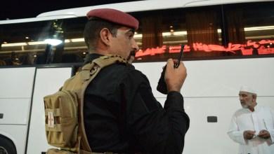 Photo of بالصور: وصول قوافل الحجاج من محافظات شمال العراق الى كربلاء ..