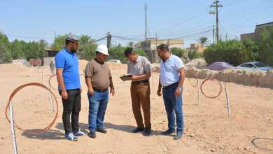 Photo of كهرباء كربلاء تباشر بانشاء ثلاثة محطات ثانوية في الغدير والاسكان والمشتل