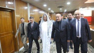 Photo of الأمين العام لمنظمة أوبك يصل كربلاء ويلتقي حكومتها المحلية