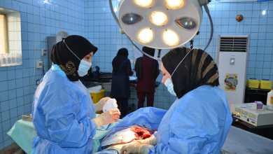 Photo of طبيبة نسائية وتوليد في مستشفى الهندية تجري (17) عملية جراحية ناجحة في يوم خفارتها