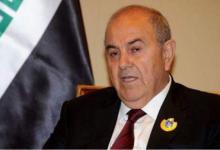 Photo of علاوي مغردا..مصلحة العراق وشعبه في خطر