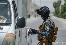 Photo of بالصور: شوارع كربلاء تشهد تطبيق حظر التجوال بشكل تام.