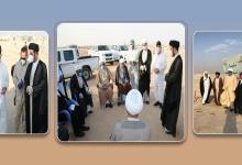 Photo of العتبة الحسينية تكرم المسؤولين على مقبرة وادي السلام الجديدة المخصصة لدفن ضحايا فايروس (كورونا)