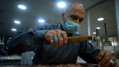 Photo of بالصور: مصنع السقاء لصناعة شبابيك وأبواب الأضرحة والمزارات الشريفة العمل باحترافية عالية.