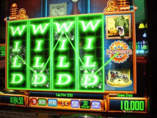 オンラインカジノで遊べるスロットゲーム