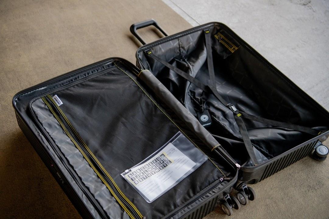 ETN 8540 compressed ETN 8540 compressed 開箱 | 旅遊時尚新選擇 超級百夫長CENTURION與GYRATE X 彈性行李束帶 29吋, Centurion, super CENTURION, 拉瓜地亞黑, 拉瓜地亞黑LGA, 旅行箱, 百夫長, 行李箱, 超級百夫長
