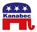 Kanabec County Republicans Logo