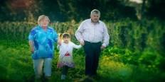 4letá Katelyn a Dravetům syndrom