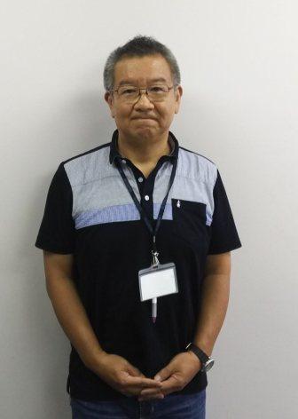 事務局長山ノ内尊雄氏