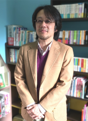 島田徳隆さん