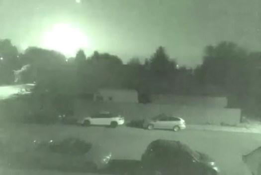 BC meteor