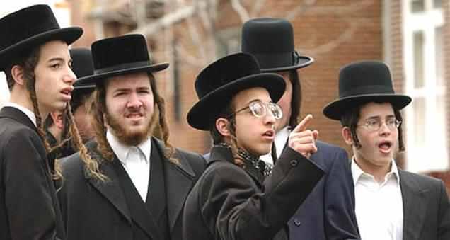 Ortodox zsidó társkereső show