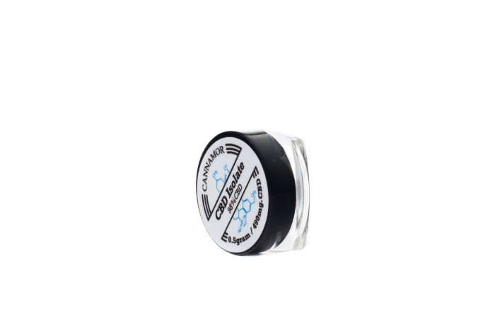 CBD Crystalline Powder