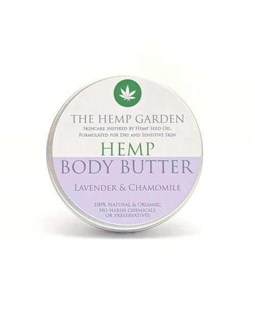 Hemp Garden Body Butter Lavender Chamomile