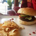 burger belut