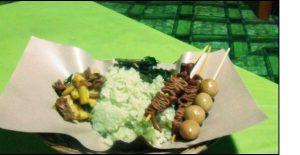 nasi hijau jogja