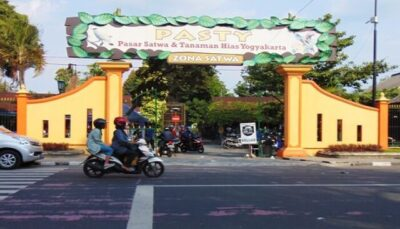 Pasar Satwa dan Tanaman Hias Yogyakarta