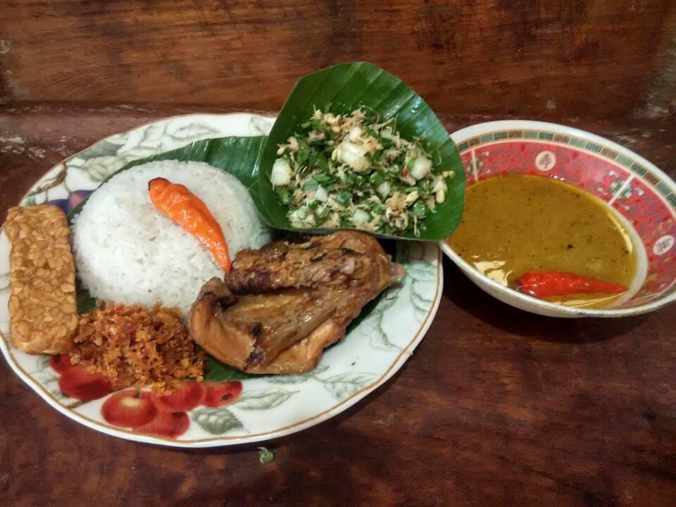 Lodho Ayam Kuliner Khas Trenggalek Bisa Didapat di Jogja