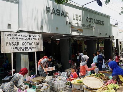 Pasar Legi Kotagede, Pasar Tertua dan Terlengkap di Jogja