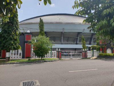 Gedung Olah Raga Among Rogo Bukan Hanya Sebatas Tempat Olah Raga Tapi Juga Sarana Pengembangan Kreatifitas di Jogja