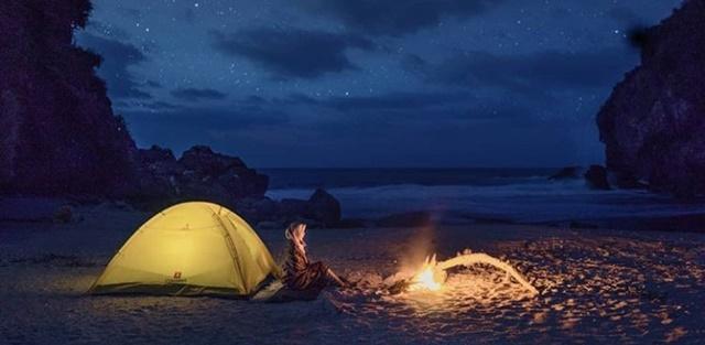 Pantai Kayu Arum, Pantai Indah Belum Terjamah