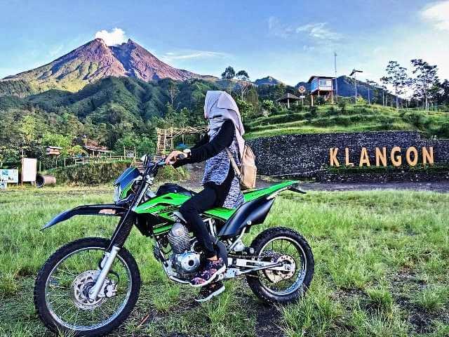 view bukit klangon