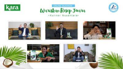 kara santan talk show