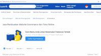 fastwork jasa pembuatan website toko online