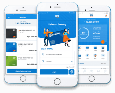 mobile banking brimo