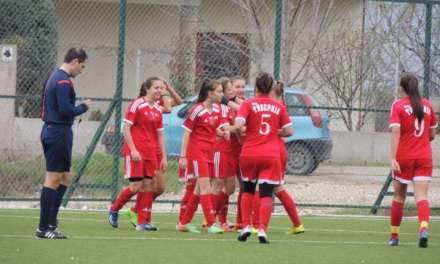 Тиверијанки со 3:1 пријателски ја надиграа Спортика од Бугарија