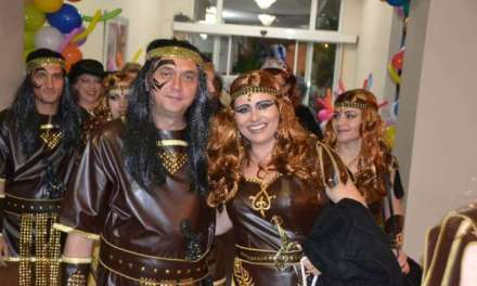 ФОТО: Карневалска магија во Струмица