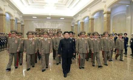 """Северна Кореја: Спремни сме за """"блицкриг"""""""