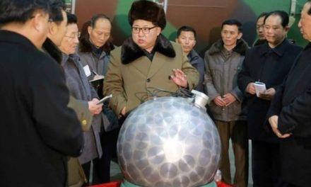 Северна Кореја произведе нуклеарна боева глава која може да се постави на балистичка ракета!