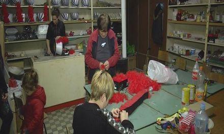 Везилка од Блаже Коневски е инспирација за карневалската маска на ЗГ,,Струма,,
