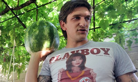 Горан Попов – Позитивното лошо момче – документарец на Холандска ТВ