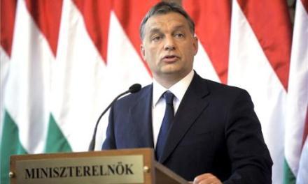 """Орбан: Со Уставот на Унгарија е забранета """"исламизација"""" на државата"""
