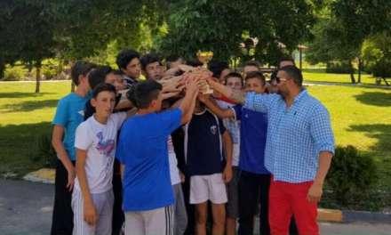 Пионерите на Беласица со победнички пехар од регионалната лига
