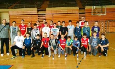 БАС Струмица со злато и бронза  во Србија – Ахтaров со пехар како најдобар кај најмладите