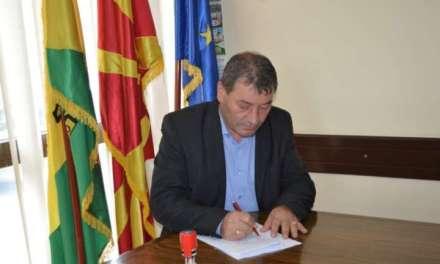 Општина Василево потпиша договор за изградба на две улици