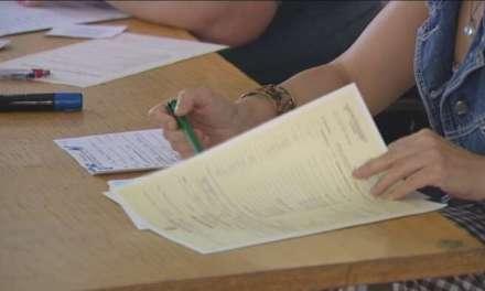 Слаб интерес за првиот уписен рок во средните училишта