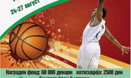 Во Владевци по 4 пат ,,Street basket ,, турнир со фонд од над 60 илјади денари