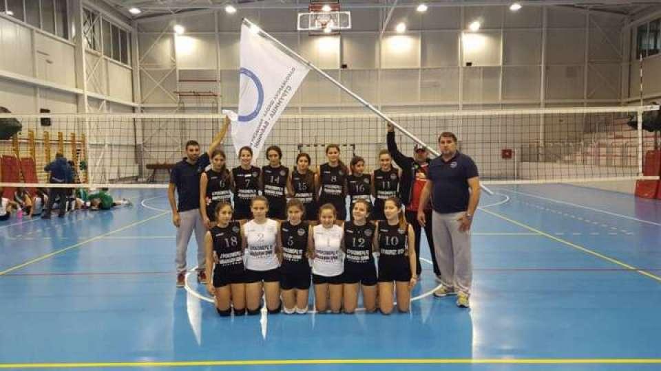 Девојчињата на Наковски блескаа во Битола и славеа победа