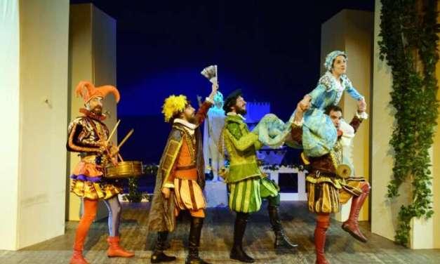 В' четврток, премиера на комедијата Дванаесетта ноќ-ноќ спроти Водици на струмичкиот театар
