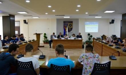 """Трибина """"Граѓански иницијативи за образование за клима  и енергетска ефикасност"""" во Струмица"""