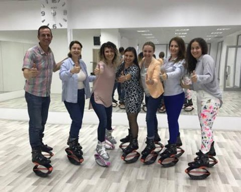 Kangoo Jumps ™  и во Струмица – Фитнес програма за поубаво тело и поголема физичка издржливост !