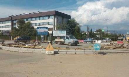 Интензивно се гради кружниот тек кај Жито Струмица