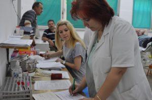 Над 2000 крводарувања за една година во Струмица.