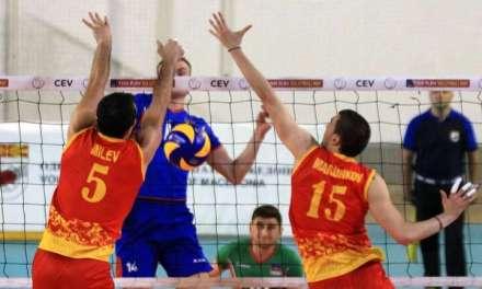 Струмички одбојкарски танц против Азербејџан за прва победа на Македонија