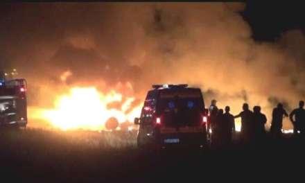 Три лица осомничени и под истрага за хеликоптерската несреќа во Струмица